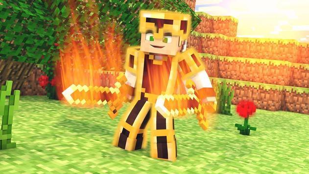 Skins for MinecraftPE - Naruto apk screenshot