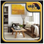 Modern Rustic Home Decor icon