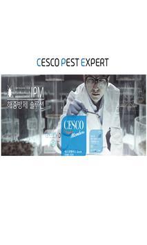 CESCO Pest Expert poster