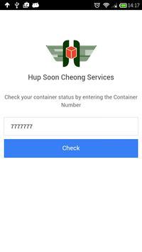 Hup Soon Cheong poster
