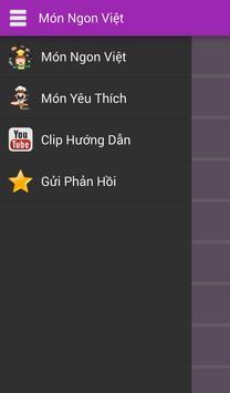 Món Ngon Việt apk screenshot