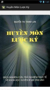 Huyen Mon Luoc Ky poster