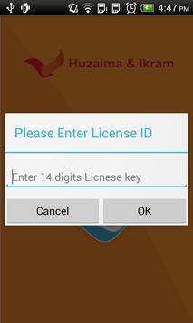 Huzaima & Ikram apk screenshot