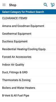 HVAC MobileSales apk screenshot