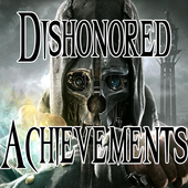 Achievements for Dishonored icon