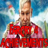 Achievements for Far Cry 4 icon