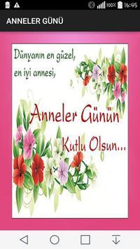 ANNELER GÜNÜ MESAJLARI poster