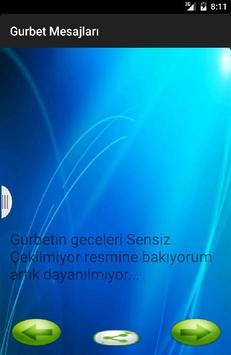 GURBET MESAJLARI apk screenshot