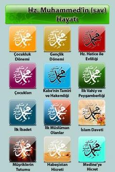 Hz. Muhammed'in Hayatı poster