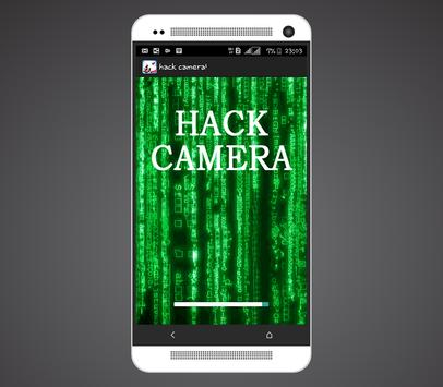 Hack Camera Prank poster