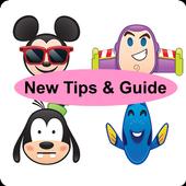 Guide and Disney Emoji Blitz icon