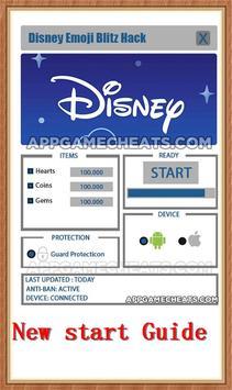 Guide and Disney Emoji Blitz apk screenshot