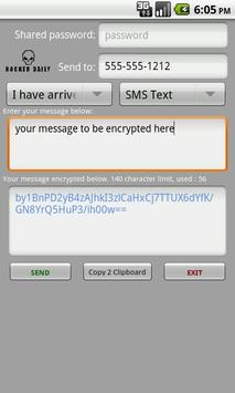 Encrypted Messages Plus poster