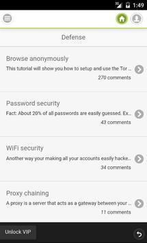 Hackers Companion apk screenshot