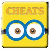 Cheats Minion Rush Hack Free icon