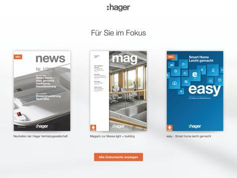 Mediathek Hager Berker Elcom apk screenshot