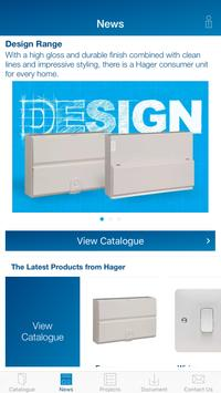 Hager e-Catalogue UK apk screenshot