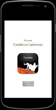 Candide - LesMeilleursLivres apk screenshot
