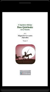 Don Quichotte - LMLivres poster