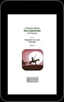 Don Quichotte - LMLivres apk screenshot