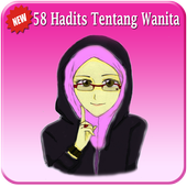 58 Hadits Tentang Wanita icon