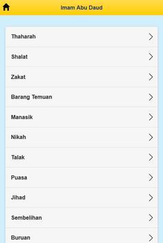 Imam Abu Daud apk screenshot