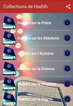 Hadith Du Jour apk screenshot