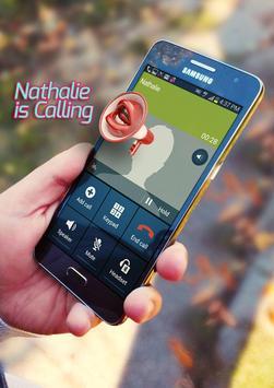 Incoming Caller Name Talker! poster
