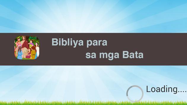 Bibliya para sa mga Bata poster