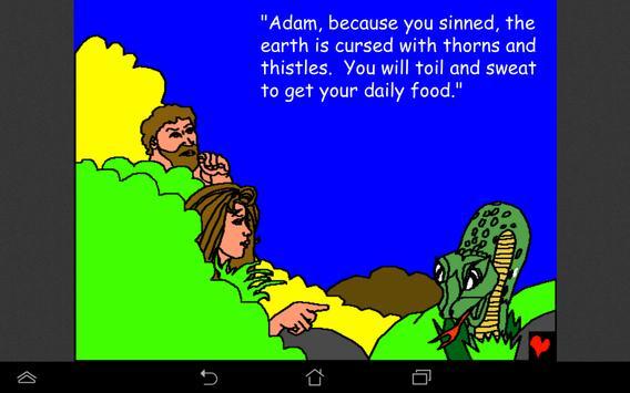 Bible Book For Children apk screenshot