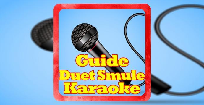 Guide Duet Sing Smule Karaoke poster