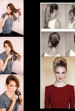Hair Design Tutorial apk screenshot