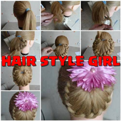 NEW HAIRSTYLE GIRL icon