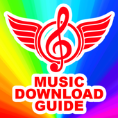 Free Music Mp3 Downloads Guide icon