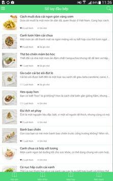 iCooks - Hướng dẫn nấu ăn apk screenshot