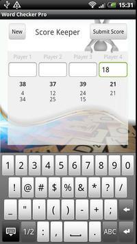 Word Checker apk screenshot