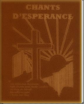 New Chant D'esperance poster