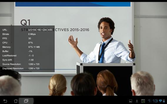 InStream Mobile - Media Player apk screenshot