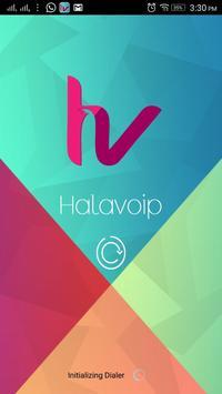 HalaVOIP apk screenshot