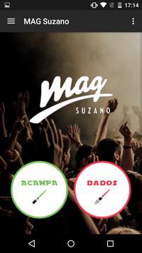 MAG Suzano poster