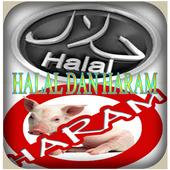 Halal dan Haram icon