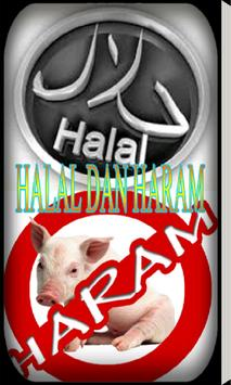 Halal dan Haram poster