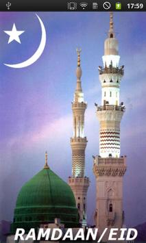 Ramadan-Eid poster