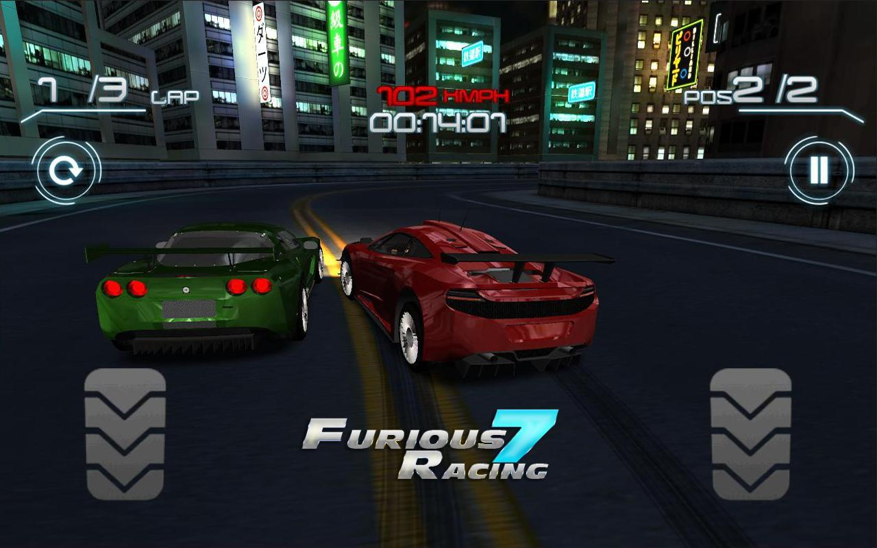 télécharger fast and furious 6: the game gratuit (android)
