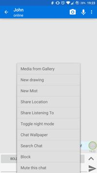 Mitto- Messaging easy & secure apk screenshot