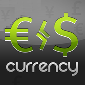 Travel currency icon