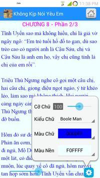 Không Kịp Nói Yêu Em - Full apk screenshot
