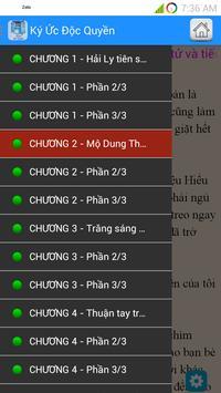 Ký Ức Độc Quyền - Full apk screenshot