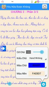 Yêu Nữa Được Không - Full apk screenshot