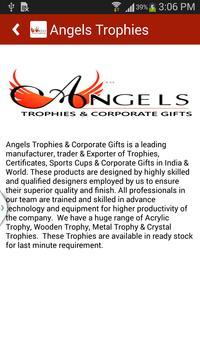Angels Trophies Delhi apk screenshot